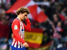 Barca have apparently ruled out signing Griezmann. AFP