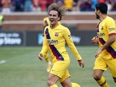 La connexion du maté. FCBarcelona