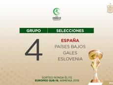 España ya tiene rivales. SeFutbol