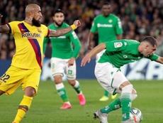 El propio Guido Rodríguez reconoció que le está costando adaptarse al fútbol europeo. EFE