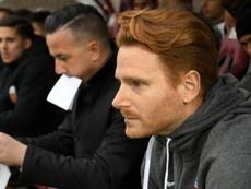 Guillermo Abascal es el nuevo entrenador. AscoliCalcio