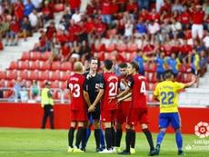 El Cádiz consiguió ganar al Mirandés en su tercera visita a Anduva. LaLiga
