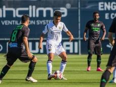Gustavo Assunçao guarda muy buen recuerdo de Simeone. FCFamalicao