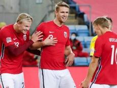 Odegaard peut-il faire venir Haaland à Madrid ? AFP