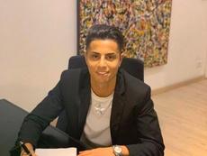 De promesa del Milan y hacer regates con Neymar a jugar en la Serie C. Instagram/FantasyHachi