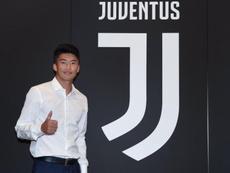 Han Kwang Song firmó con la Juventus. JuventusFC