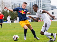 The Salzburg midfielder is being chased by Arsenal and a few other English clubs. REDBULLSALZBURG