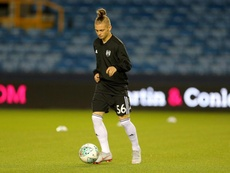 Harvey Elliott was born in 2003. Twitter/FulhamFC
