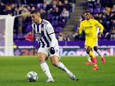 L'attitude de Ben Arfa agace à Valladolid. LaLiga