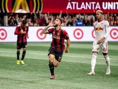 Atlanta deberá cerrar el pase a la final en Nueva York. AtlantaUnited