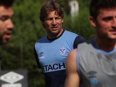 Robertone habló sobre los cambios en la gestión de Heinze. VelezSarsfield
