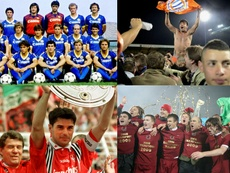Hellas Verona, Montpellier, Kaiserslautern y Rubin Kazan, champions surprenants. BeSoccer