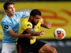City complique le départ de Garcia. AFP