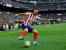 Comment Carrasco est devenu le meilleur ailier de Simeone. AFP