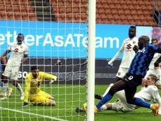 Lautaro et Lukaku sauvent l'Inter avant Madrid. EFE