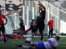 La ANFP da por terminado el Colo Colo-Católica con el 0-2. ColoColo