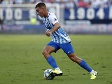 Hugo Vallejo et son choix de rejoindre le RM. MálagaCF