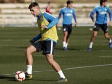 Hugo jugará en el Dépor cedido por el Madrid. MálagaCF