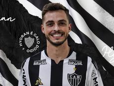 Hyoran é o novo reforço do Atlético Mineiro. Site Oficial Atlético-MG