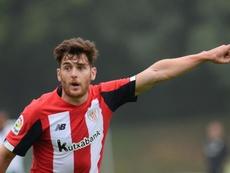 Ibai Gómez hizo un balance del comienzo liguero. Athletic
