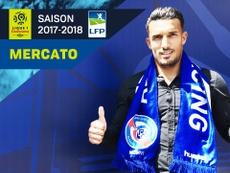 Idriss Saadi s'engage pour 4 ans à Strasbourg. RCSA