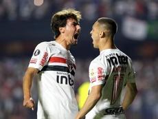 Quanto o São Paulo vai ganhar com a venda. EFE/Thiago Bernardes