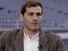 Iker cree que hizo bien saliendo del Madrid. #Vamos