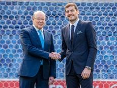 Pinto da Costa assegura que Casillas teve o dia livre em Anfield. FCPorto