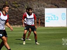 Undabarrena cree que al equipo le falta consistencia. CD Tenerife