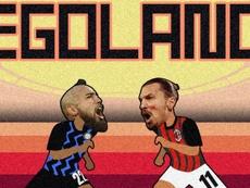 Vidal contra Ibrahimovic, choque de egos. ProFootballDB