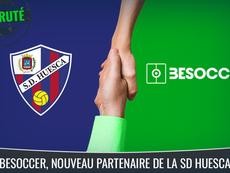 La SD Huesca rejoint la grande famille BeSoccer. BeSoccer
