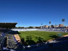 El CE Sabadell también se acoge al ERTE. Twitter/CDCastellón