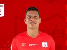 Neto Volpi vuelve a América de Cali tras un año en Deportivo Pasto. Twitter/AmericadeCali