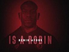 Benik Afobe jugará cedido en el Bristol City. BCFC