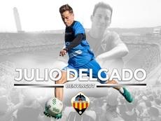 El Castellón ya anunció su incorporación. Twitter/CDCastellon