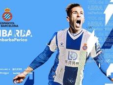 El Espanyol paga su cláusula al Rayo. Twitter/RCDEspanyol