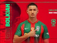 Bolkiah ha elegido al Marítimo como su nuevo equipo. CSMaritimo