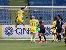 Al Nassr y Al Sadd empataron en la primera jornada de la Champions League asiática. AlNassrFC