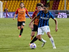 Inter processará a UEFA após segundo negativo de Achraf Hakimi. EFE