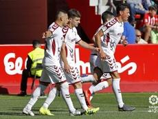 El Albacete venció en El Molinón. LaLiga