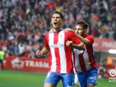 El Sporting vence en el derbi asturiano. LaLiga
