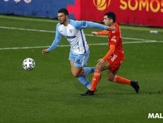 Chavarría salva el juego de los penaltis en La Rosaleda. MálagaCF