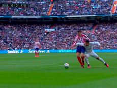 Penalty de Casemiro sur Morata ? Capture/Movistar