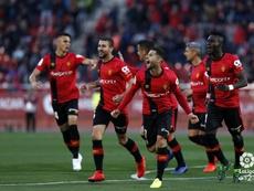 El Mallorca se llevó los tres puntos de La Rosaleda. LaLiga