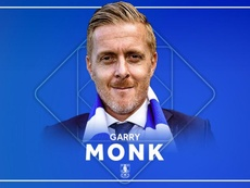 Garry Monk sera l'entraîneur de Sheffield cette saison. Twitter/SWFC