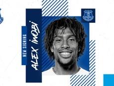 OFICIAL: Iwobi troca o Arsenal pelo Everton. Everton