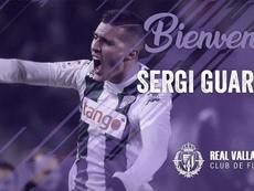 Guardiola signe jusqu'en 2023. RealValladolid