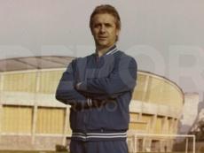 Carlos Torres, ex jugador y entrenador en Primera, fallece a los 86 años. Twitter/RCDeportivo