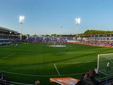 La SD Huesca está de enhorabuena este domingo. SDHuesca