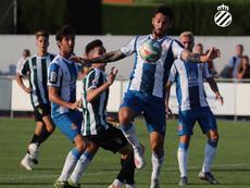 El Espanyol conoce a su próximo rival, y hasta al que le seguiría después. Twitter/RCDEspanyol